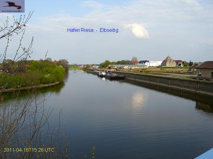 Riesaer Hafen