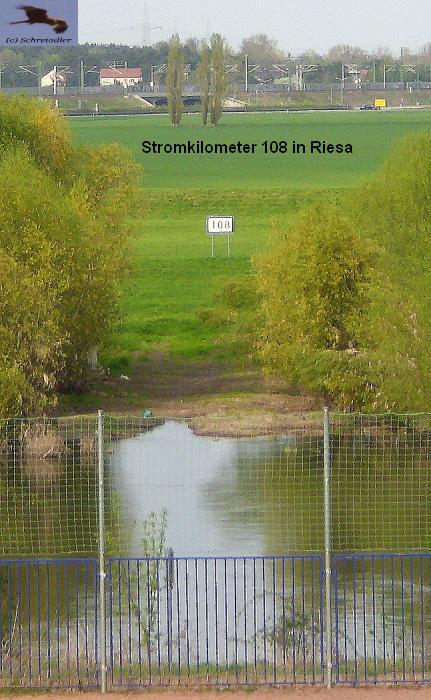 Stromkilometer 108